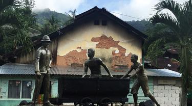 Wisata Tambang Sawahlunto