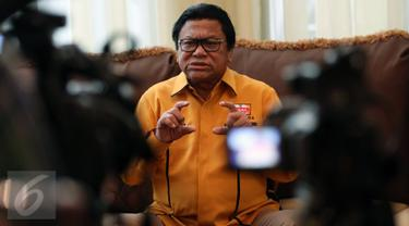 Ketua Umum Partai Hanura Oesman Sapta