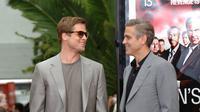 Para selebriti Hollywood yang ternyata bersahabat. Foto: Brightside.me