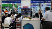 Indonesia ikut serta dalam Japan International Seafood and Technology Expo (JISTE) yang berlangsung pada 21-23 Agustus 2019 di Tokyo Big Sight, Jepang. (Dok. KKP)