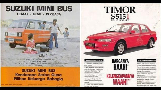 6300 Koleksi Cara Modifikasi Mobil Timor Keren Terbaru
