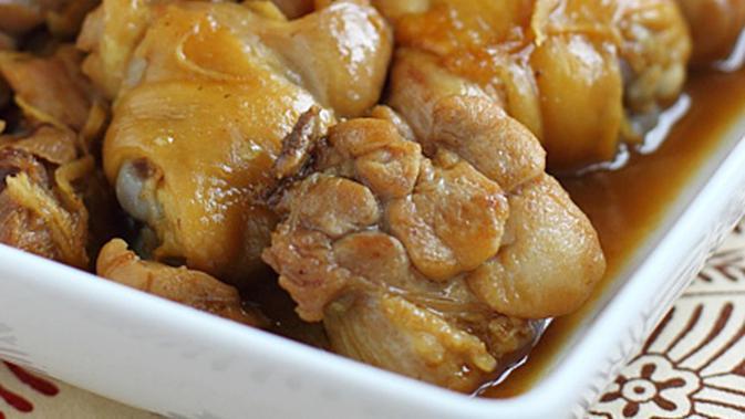 Resep Ayam Goreng Minyak Wijen Lifestyle Fimela Com