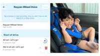 Gunakan suara anak untuk aplikasi navigasi (Sumber: World of Buzz)