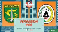 Shopee Liga 1 - Persebaya Surabaya Vs PSS Sleman (Bola.com/Adreanus Titus)
