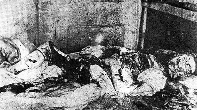 Ilustrasi Jack the Ripper