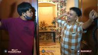 Billy Syahputra mendatangi rumah Ruben Onsu