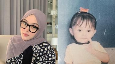 Genap 20 Tahun, Ini 6 Foto Lawas Putri Delina dari Kecil Hingga Remaja