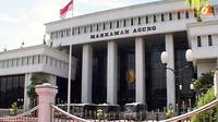 Gedung Mahkamah Agung di Jakarta. (Liputan6.com)