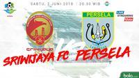 Jadwal Liga 1 2018 pekan ke-12, Sriwijaya FC Vs Persela Lamongan. (Bola.com/Dody Iryawan)