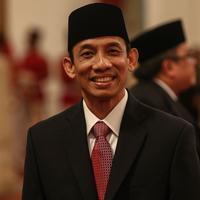Arcandra Tahar menjadi Menteri ESDM menggantikan Sudirman Said (Liputan6.com/Faizal Fanani)