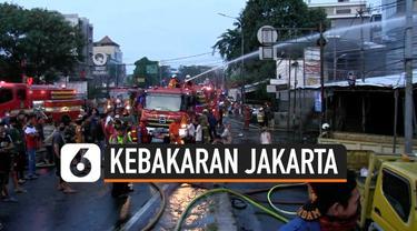 Kebakaran Jakarta