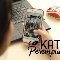 Yakin masih mau pakai media sosial meski data pribadimu nggak aman? (Daniel Kampua/Bintang.com)