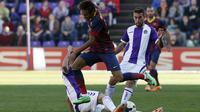 Valladolid vs Barcelona (AFP/Cesar Manso)