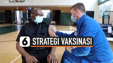 strategi vaksinasi