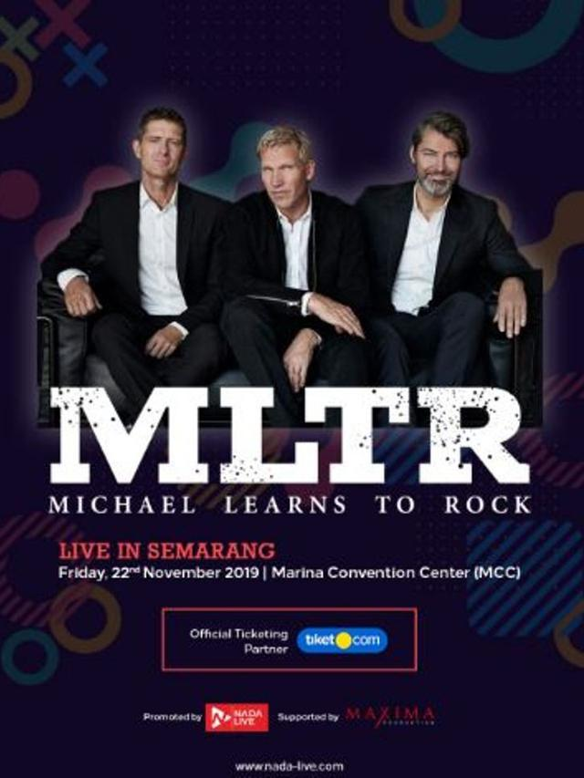 Michael Learn to Rock alias MLTR (Foto: Istimewa)