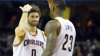 Cleveland Cavaliers (Reuters/David Richard))