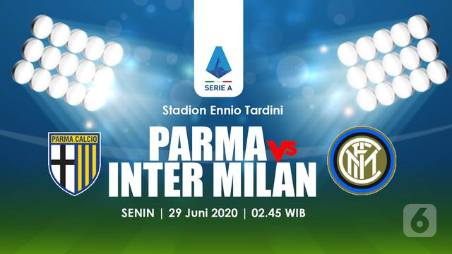 Dapatkan Link Live Streaming Serie A Parma Vs Inter Milan Bola Liputan6 Com