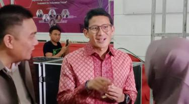 Sandiaga Uno, mantan Wakil Gubernur DKI Jakarta. (Foto: Liputan6.com/Arfandi Ibrahim)