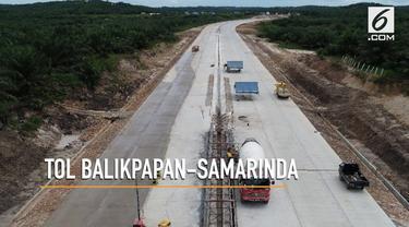 Pembebasan lahan Tol Balikpapan Samarinda direncanakan rampung pada akhir 2018.