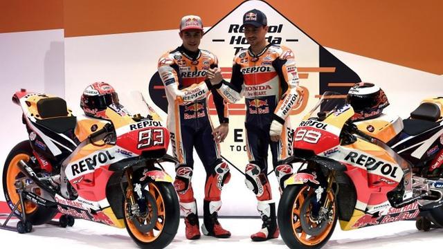 Repsol Honda, Marc Marquez - Jorge Lorenzo