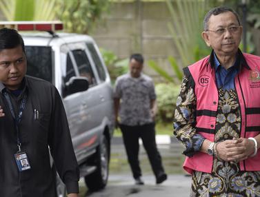 Penyidik Kejagung Periksa Mantan Dirut Jiwasraya Hendrisman Rahim di KPK