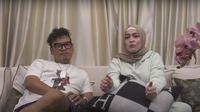 Uya Kuya dan Astrid. (Foto: YouTube Uya Kuya TV)