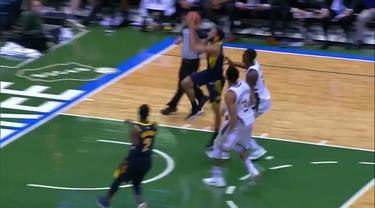 Berita Video kumpulan block terbaik Giannis Antetokounmpo 5 musim terakhir di NBA