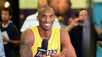 Kobe Bryant (AFP Photo/Frederic J. Brown)