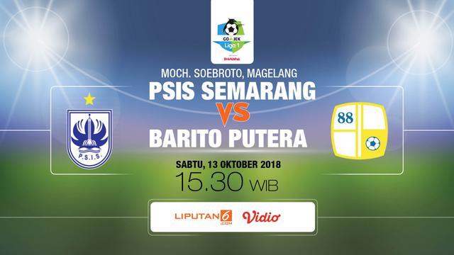 Prediksi Psis Semarang Vs Ps Barito Putera