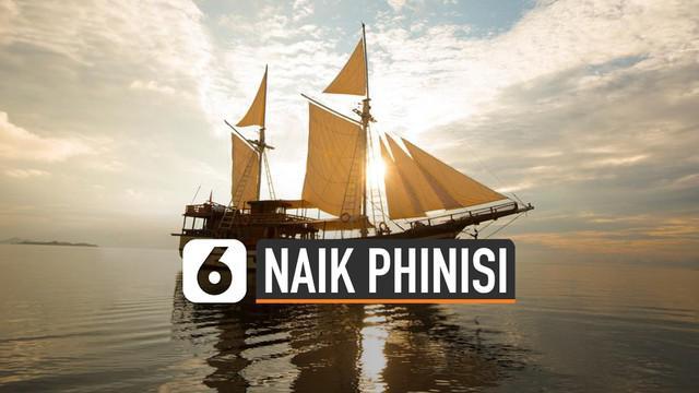 Presiden Jokowi melakukan kunjungan kerja ke Labuan Bajo. Di sana ia menaiki Kapal Phinisi Felicia, salah satu kapal terbaik di Labuan Bajo.