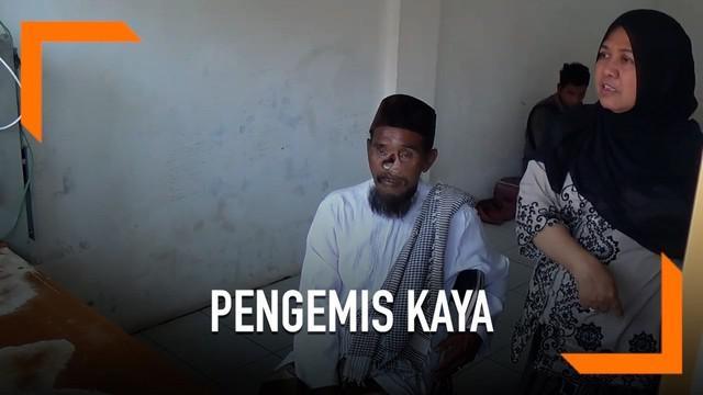 Setelah ditangkap, pengemis yang disebut tajir di Bogor akhirnya ditangani oleh Dinas Sosial Kabupaten Bogor.