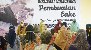 Dorong UMKM Lokal Berdaya Saing, Wali Kota Mojokerto Kebut Workshop Bidang Kuliner