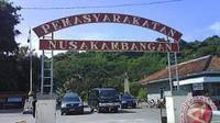 Nusa Kambangan, Cilacap, Jawa Tengah (Antara)