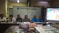 BNN ungkap kejahatan pencucian uang narkotika jaringan Freddy Budiman (Liputan6.com/Ditto)
