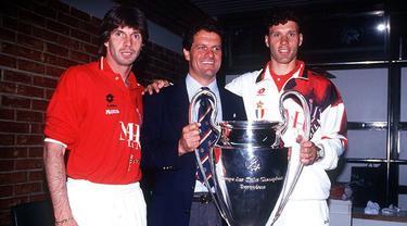 AC Milan Saat Juara Liga Champions 1994