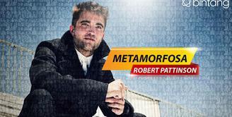Bintang Metamorfosa: Robert Pattinson