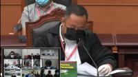 Adhitya Nasution, kuasa hukum Paslon nomor 01 Nikodemus Rihi Heke dan Yohanis Uly. (istimewa)