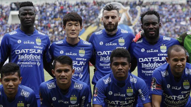 Mario Gomez Ingin Persib Main Efektif Lawan PS TIRA - Indonesia Bola.com