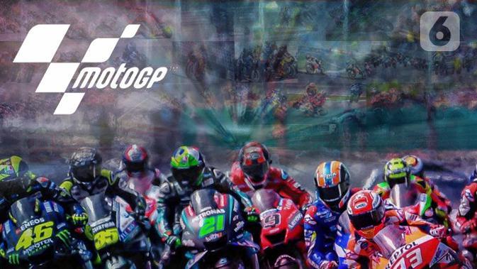 Link Live Streaming MotoGP Austria: Berebut Pole Position
