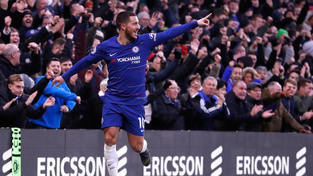 Bantai Huddersfield 5-0, Chelsea ke Empat Besar Liga Inggris