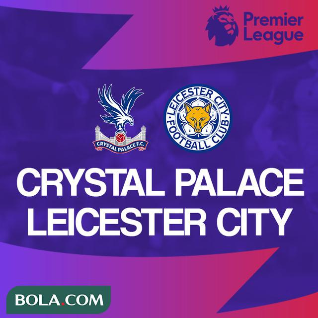Link Live Streaming Pertandingan Liga Inggris: Crystal ...