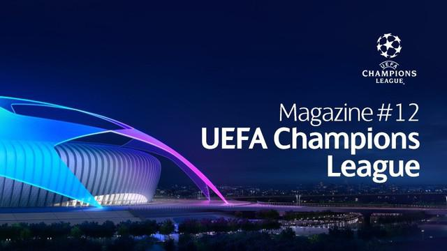 Berita Video Magazine Liga Champions Perjalanan karier pemain PSG, Angel Di Maria.