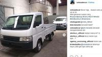 Suzuki Carry Pick-Up (Instagram/soloautocar)