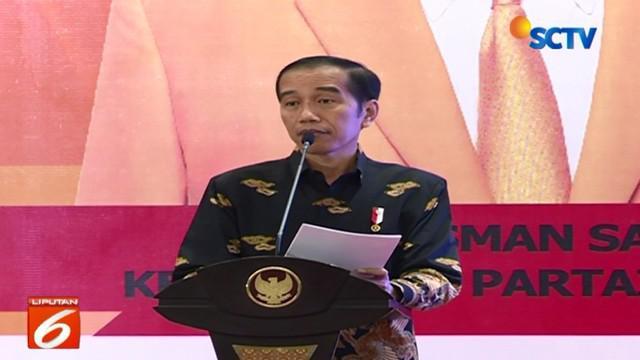 Presiden mencontohkan blok mahakam yang dulunya di kelola oleh negara asing kini telah dikelola oleh Pertamina.