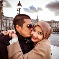 Zaskia Sungkar dan Irwansyah (Instagram/irwansyah_15)