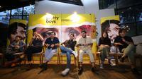 Syukuran Film Pretty Boys (Daniel Kampua/Fimela.com)