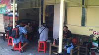Lokasi penembakan misterius di Bantul, Yogyakarta. (Liputan6.com/Fathi Mahmud)