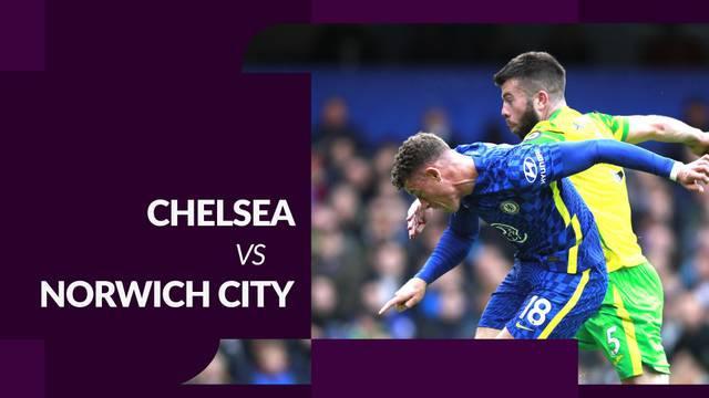 Berita Video, Hasil Pertandingan Chelsea Vs Norwich City pada Sabtu (23/10/2021)