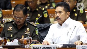 Jaksa Agung Minta Penerapan Hukuman Mati Bagi Koruptor Dikaji