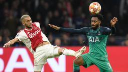 Pemain berusia 27 tahun ini tercatat menciptakan 421 peluang mencetak gol untuk rekan satu timnya sejak debut bersama Ajax pada September 2016. (AFP/John Thys)